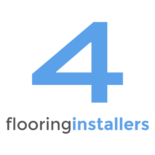 4 Flooring Installers logo badge
